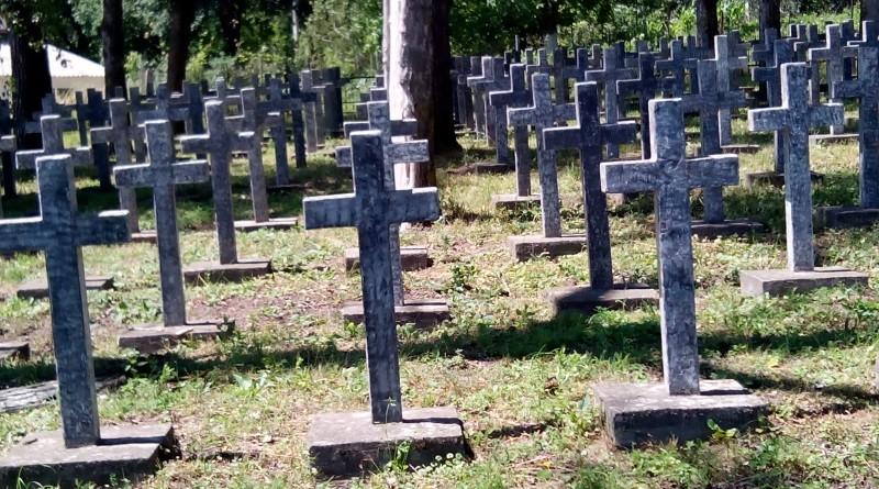 Під Запоріжжям поховали останнього невпізнаного бійця АТО