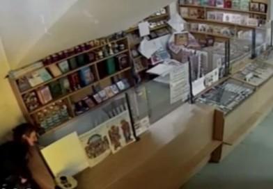 Церковну крамницю в Свято-Андріївському соборі обікрав невідомий