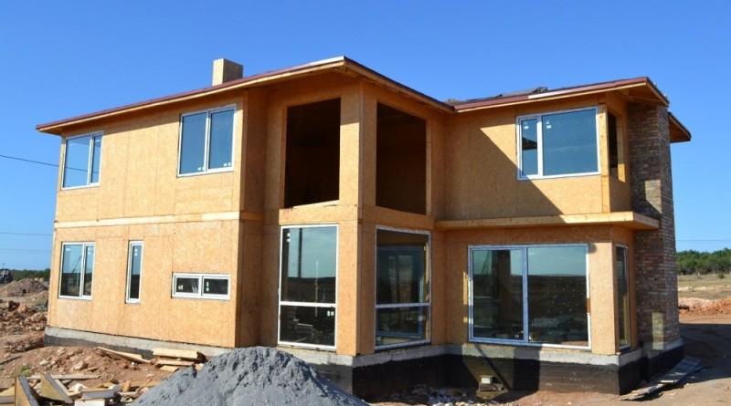 Будинок з сип панелей