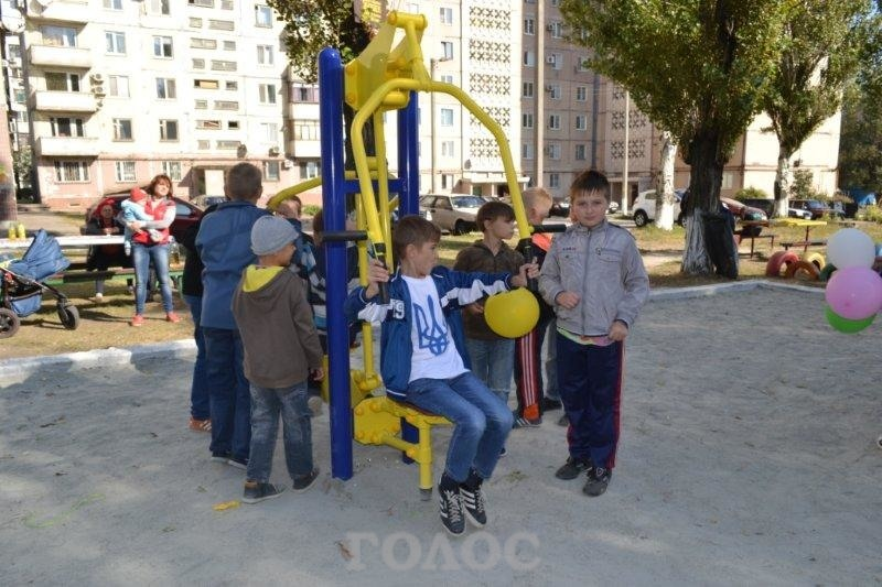 У Запоріжжі вже діють 20 проектів-переможців конкурсу Ми - це місто ПАТ Запоріжсталь